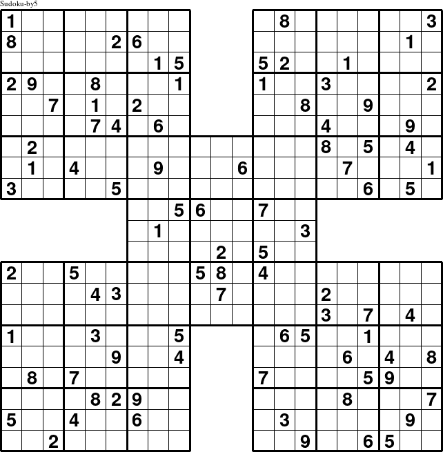 Daily Sudoku/Group Puzzles for Saturday November 11, 2017